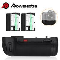 MB-D15 Battery Grip + 2× EN-EL15 Batteries Remote for Nikon D7200 D7100 Camera