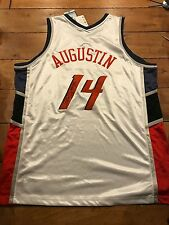 Adidas Charlotte Bobcats D.J. Augustin Signed Authentic Basketball Jersey