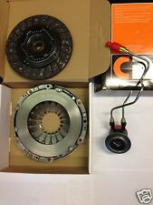 CONTINENTAL ROVER 75 DIESEL CLUTCH KIT & MG ZT 2.0 3 Pezzi Cilindro Schiavo con