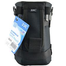 JJC DLP5 (L) weather-resistant nylon Deluxe Case Pouch for DSLR Lens below 220mm