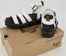 Bnib Dr Martens Blaire Leather Sandles Size 5