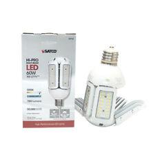 Satco 60W HI-PRO MULTI BEAM LED Mogul Base 100-277V 5000K LM:7800 Life: 50000Hrs