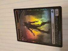 Mtg FOIL Zombie Token Eldritch Moon Prerelease Promo 2 sided