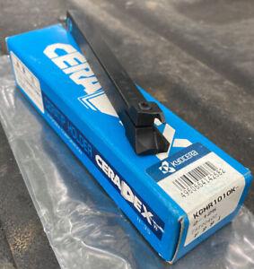 Kyocera Grooving Cut Off Tool Holder KGMR1010K-2125 10mm Swiss Screw Machine Lat