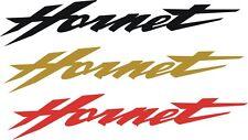 HORNET Stickers  Honda Hornet  x4