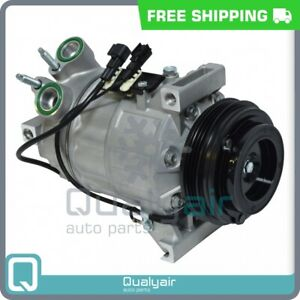 AC Compressor fits Volvo S60, S80, V60, V60 Cross Country QU