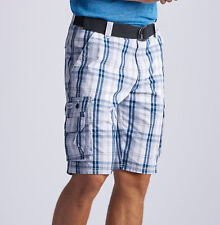 7768c07cea Mens Lee Dungaree Wyoming Cargo Shorts Pants Big and Tall 44, 46, 48,