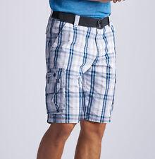 Mens Lee Dungaree Wyoming Cargo Shorts Pants Big and Tall 44, 46, 48