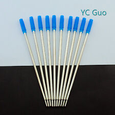 10X Compatible Cross Ball Point Pen Refills 10 Blue