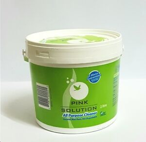 Pink Solution 2 Liters - Natural and Non-Toxic Cleaner