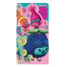 LES TROLLS âge 5 Cartes - You're 5 Today Carte D'anniversaire