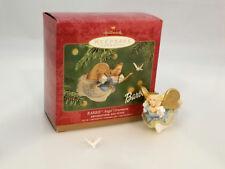 Hallmark Ornament 2001 Barbie Angel of Peace - Angel and Dove - #QXI6925