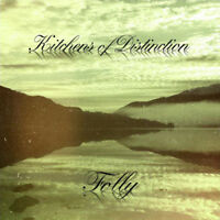 "Kitchens of Distinction : Folly VINYL 12"" Album (2013) ***NEW*** Amazing Value"