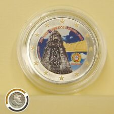 Unzirkulierte Architektur Euro Gedenkmünzen aus Portugal