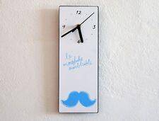 Le Moustache Inoubliable - Wall Clock