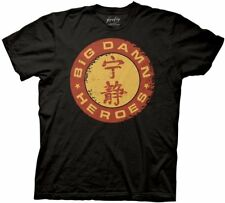 Firefly / Serenity Big Damn Heroes Chinese Circle Logo T-Shirt Small New Unworn