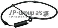 Sensor Bremsbelagverschleiß JP GROUP 1497301800 für BMW X5 E53 vorne beidseitig