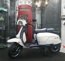 Royal Alloy Carnaby Scooter Special GP125