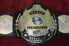 WWF WINGED EAGLE DUAL PLATED ADULT CHAMPIONSHIP BELT REPLICA