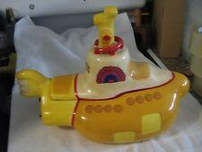 Vandor Yellow Submarine Cookie Jar 1999