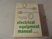Electrical Equipment Manual  by McPartland and Novak