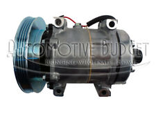 A/C Compressor for Case/IH Loader Backhoe Tractor & Ford/New Holland Tractor