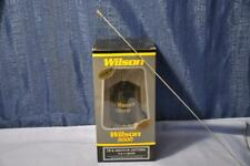 "Wilson 5000 Trunk Lip Mount Black CB & 10 Meter Antenna 880-200153B 62.5"" Whip"