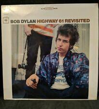 Bob Dylan Highway 61 Revisited Orig 1965 STEREO LP Unplayed Cover in shrink