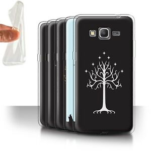 STUFF4 Gel/TPU Case/Cover for Samsung Galaxy Grand Prime/LOTR Fantasy Inspired
