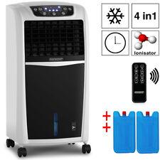 Monzana 4in1 mobile Klimaanlage Klimagerät Luftkühler Ventilator Ionisator