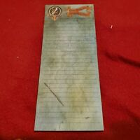 The Wizarding Trunk HARRY POTTER MEMORY CHARM NOTEPAD
