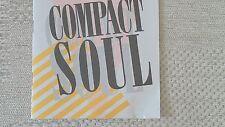 V/A : Compact Soul [Charly] (CD 1986) BARGAIN!! 22 TRAX!! FREE!! UK 24-HRPOST!!