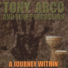 FREE US SHIP. on ANY 3+ CDs! NEW CD Tony Arco, Time Percussion: Journey Within