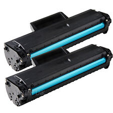 2 Pack New MLT-D104S Toner For Samsung MLTD104S ML-1667 ML-1675 ML-1865W