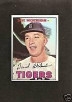1967 Topps # 112 Dave Wickersham NM