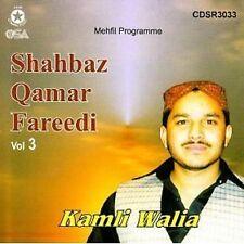 Shahbaz Qamar fareedi - kamli WEISS - Vol 3 - Neuf Naat CD
