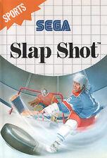 # Sega Master System Slap Shot-Top/MS jeu #
