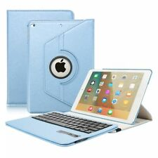 """360° Rotating Leather Folio Case Stand Cover with Keyboard for iPad Pro 10.5"""""""