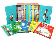 The Wonderful World of Dr. Seuss 20 Books Box Hard Cover Kids Gift Set Pack