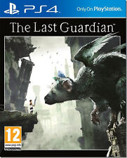 PS4 The Last Guardian Brand New Factory Sealed Playstation 4 Region Free