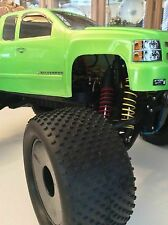 """Panther BOA 3.2"""" Truck Tires (4) Fits SAVAGE E-MAXX Wheel T145MS Truggy"""
