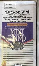 Mini Blinds 95x71 Send Your Best Offer