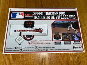 Franklin Sports MLB Major League Baseball MPH Speed Tracker Pro Pitching NEW