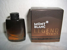 NEU MONTBLANC Legend Night MINIATUR Flakon 4,5 ml EDP Eau de Parfum Mini Sample