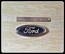 Ford 3D Chrome Plated Emblem Logo Decal Monogram for Car/Automobiles (Big Size)
