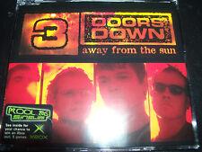 3 Three Doors Down Away From The Sun Australian CD Single - New