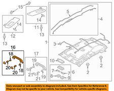 MAZDA OEM 10-15 3 Interior-Roof-Grip Grab Assist Strap GAL169470B75