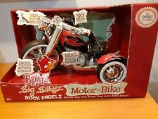 Vintage  Bratz  Big  Babyz Motor-Bike Rock Angelz  by  MGA NIB