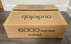 Audiolab 6000A Amplifier - Silver Finish #2