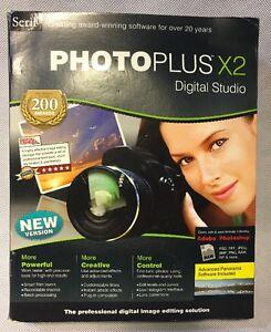 Serif PhotoPlus 2 Digital Studio (2008)